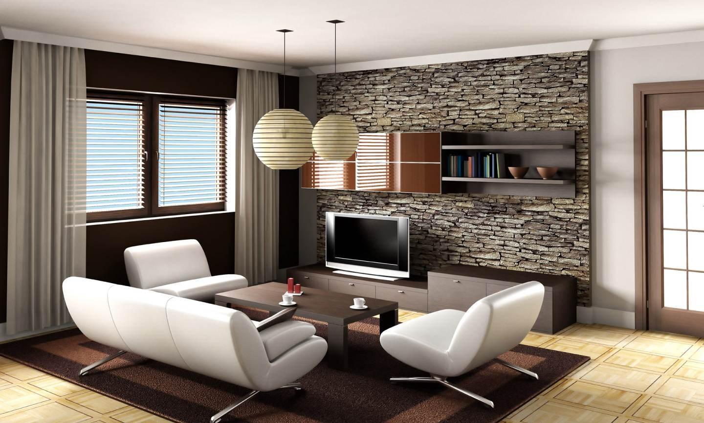Тонкости оформления гостиной в квартире