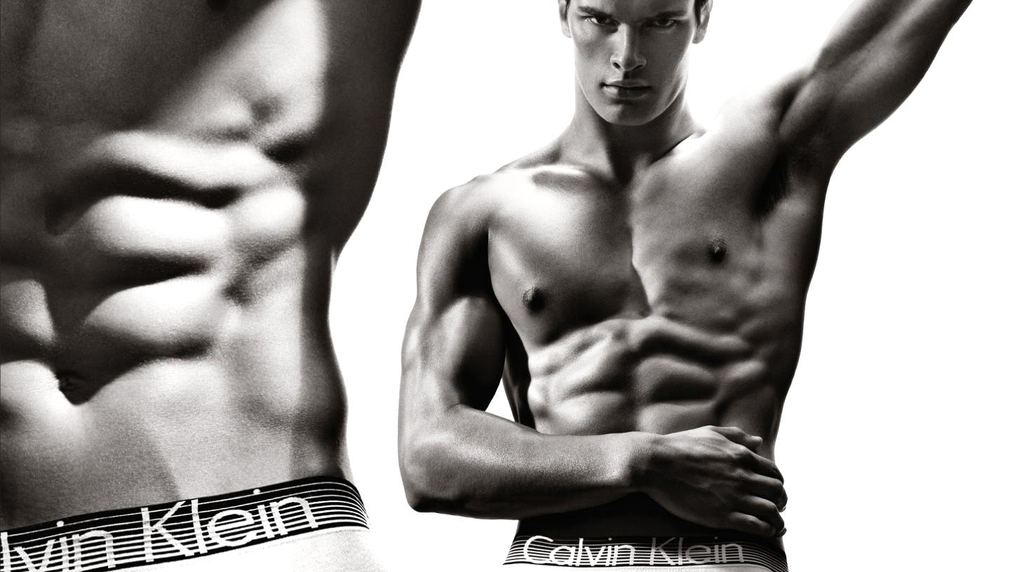 Особенности мужского нижнего белья от Calvin Klein