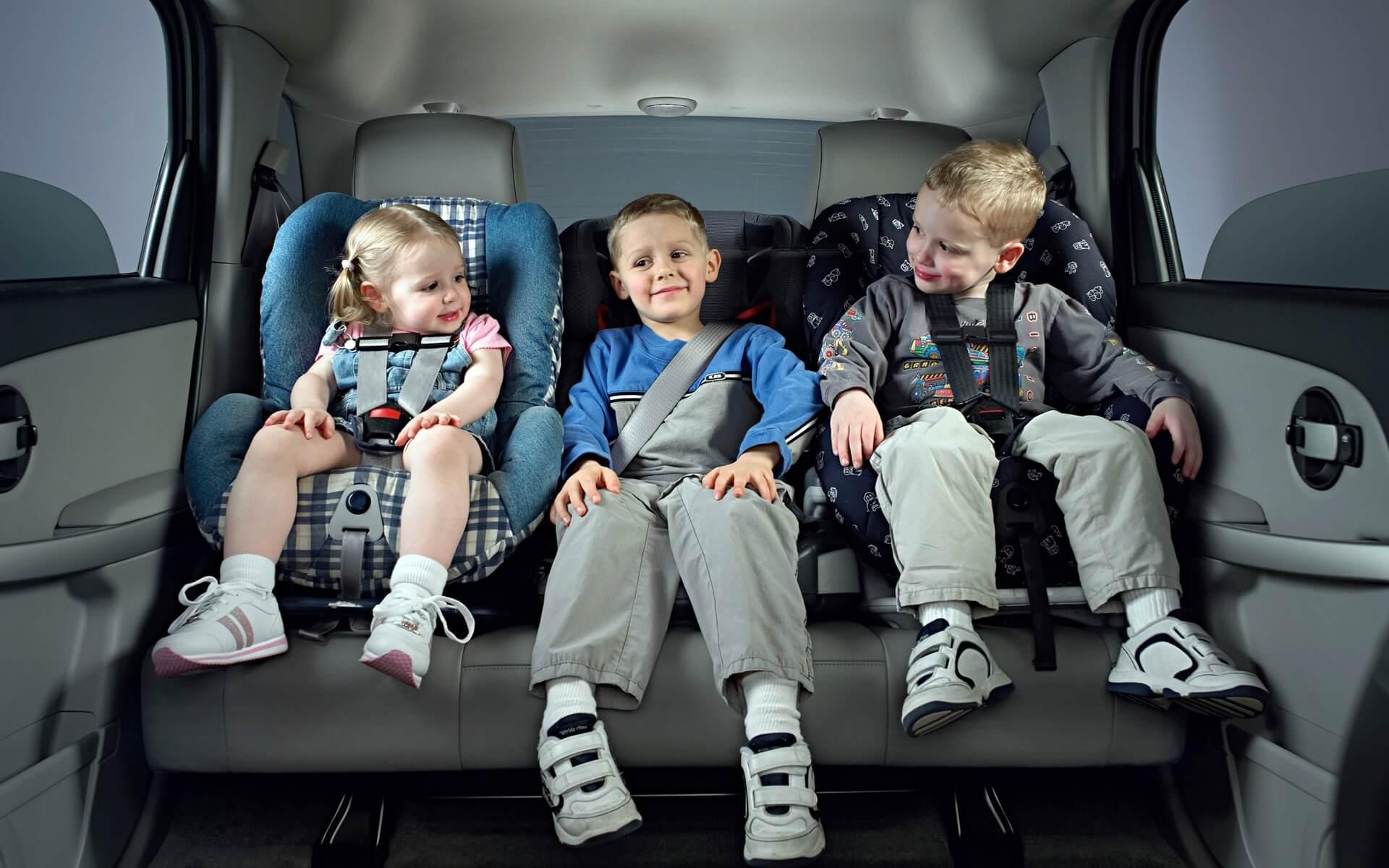 Советы по выбору автокресла для ребенка