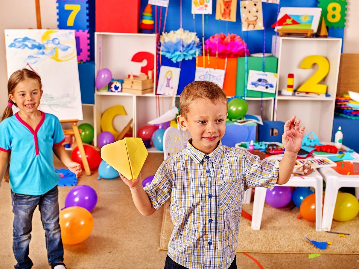 Почему стоит выбрать частный детский сад для ребенка