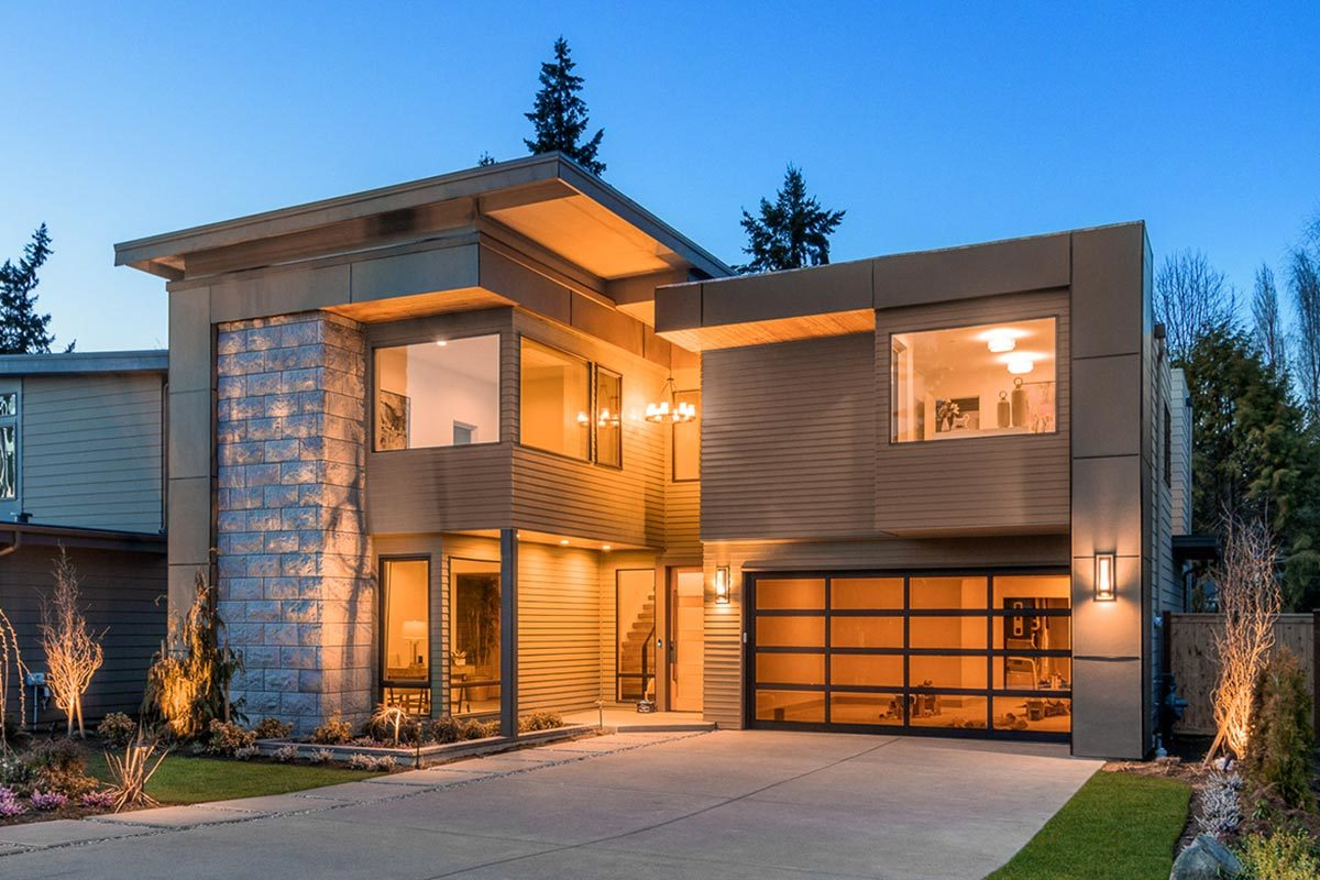 Проект дома из газобетона: особенности и преимущества такой постройки